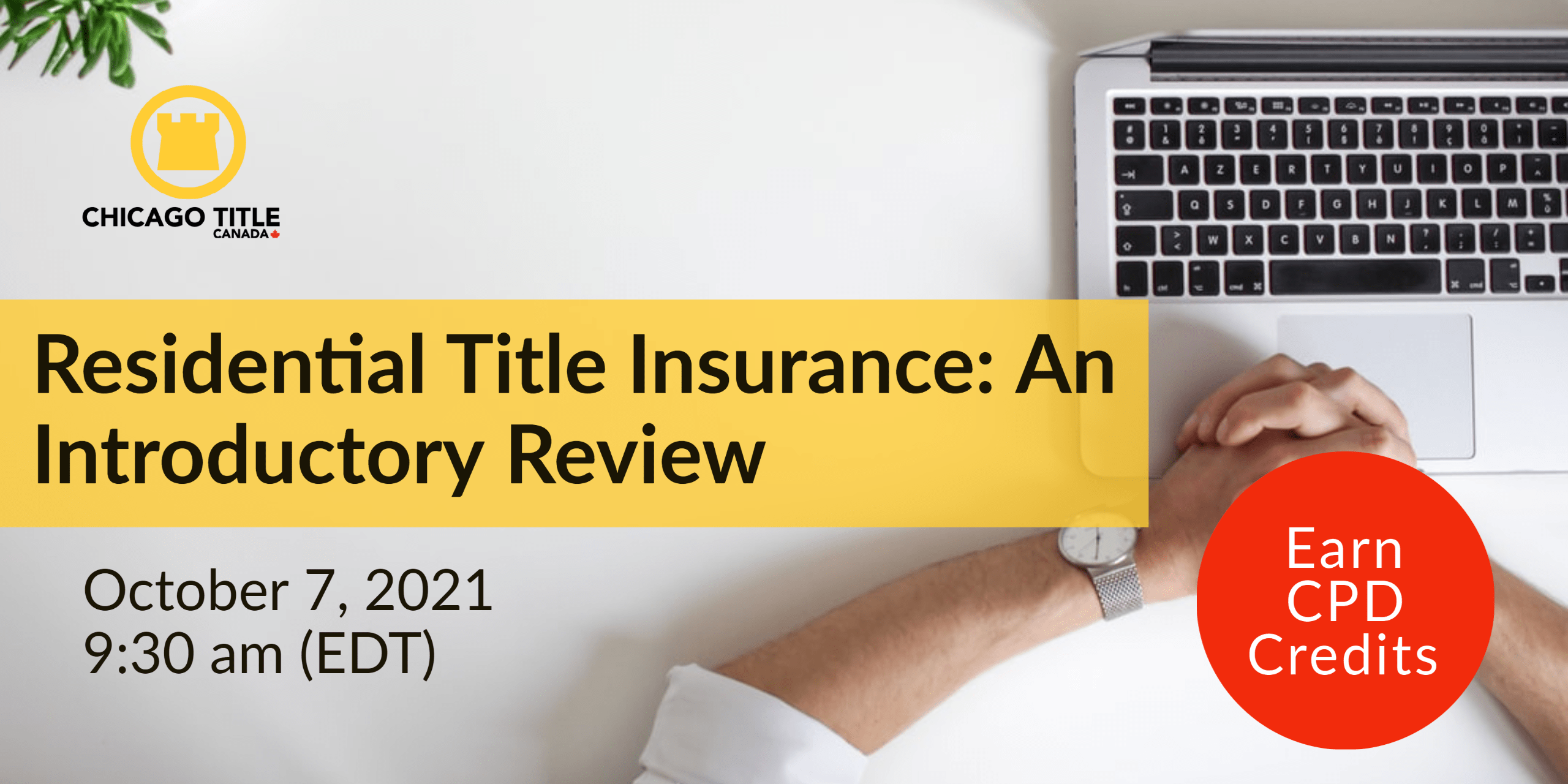 Residential Title Insurance Oct 7,2021