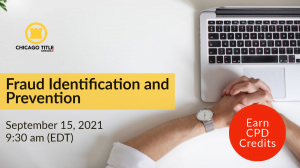 Fraud Identification and Prevention