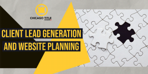 Client Lead Generation and Website Planning webinar