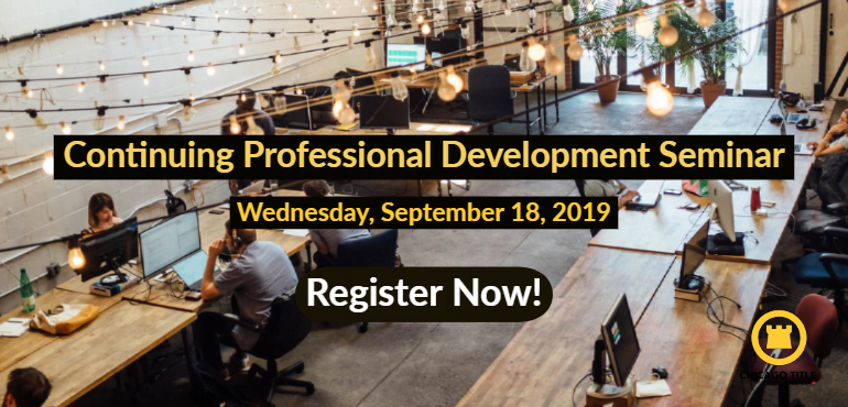 Continuing Professional Development Seminar