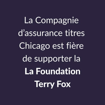 La Foundation Terry Fox