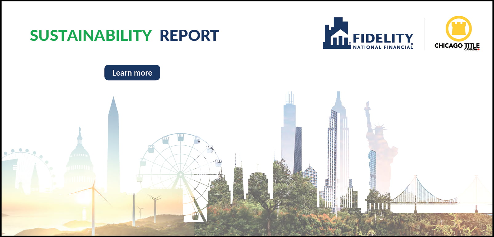 Sustainability Report for Fidelity National Financial